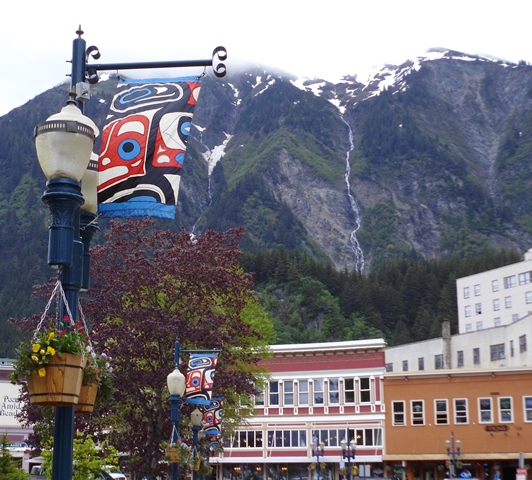 Juneau downtown